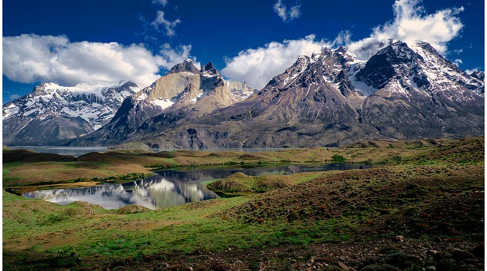 El Parque Nacional Torres del Paine, un dels parcs nacionals més importantsdeXile