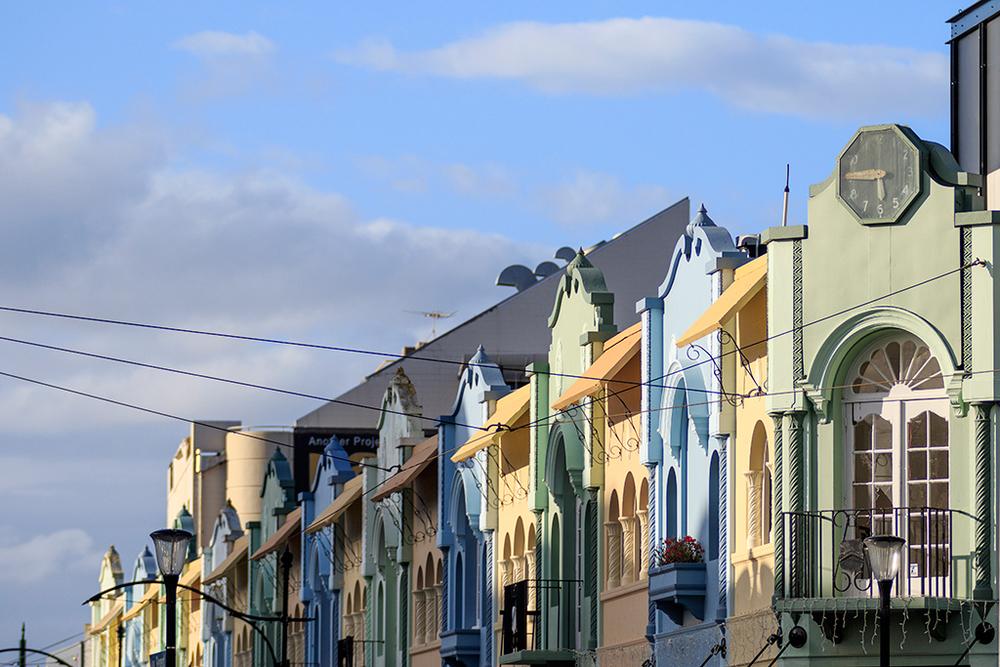 New Regent Street. Christchurch