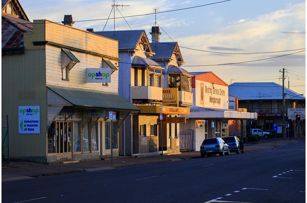 Rockhampton City