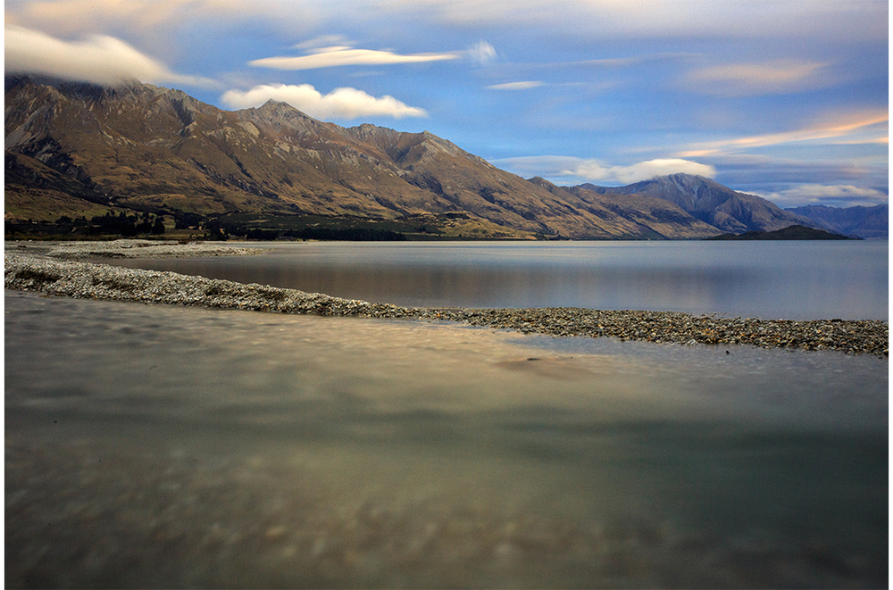Glenorchy Lake Side