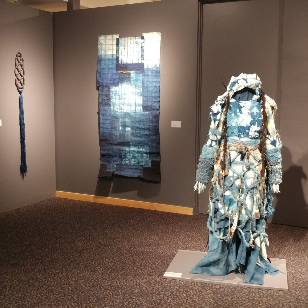 Key, Door, and Costume from Film,  Wild Feathers in an Iron Landscape , Justine Johnson