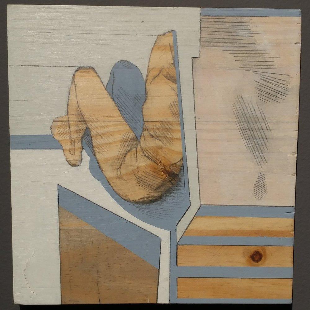 Push/Pull #7 , Lindsey Wolkowicz