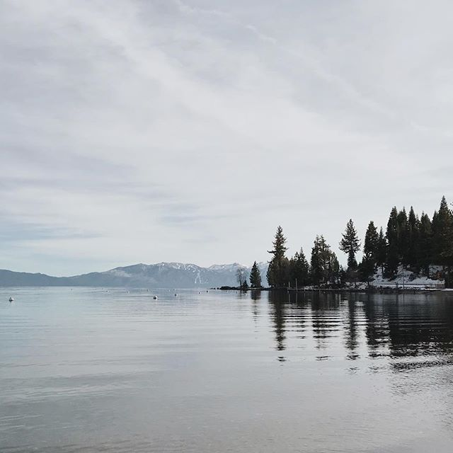 Be filled with wonder, be touched by peace #laketahoe