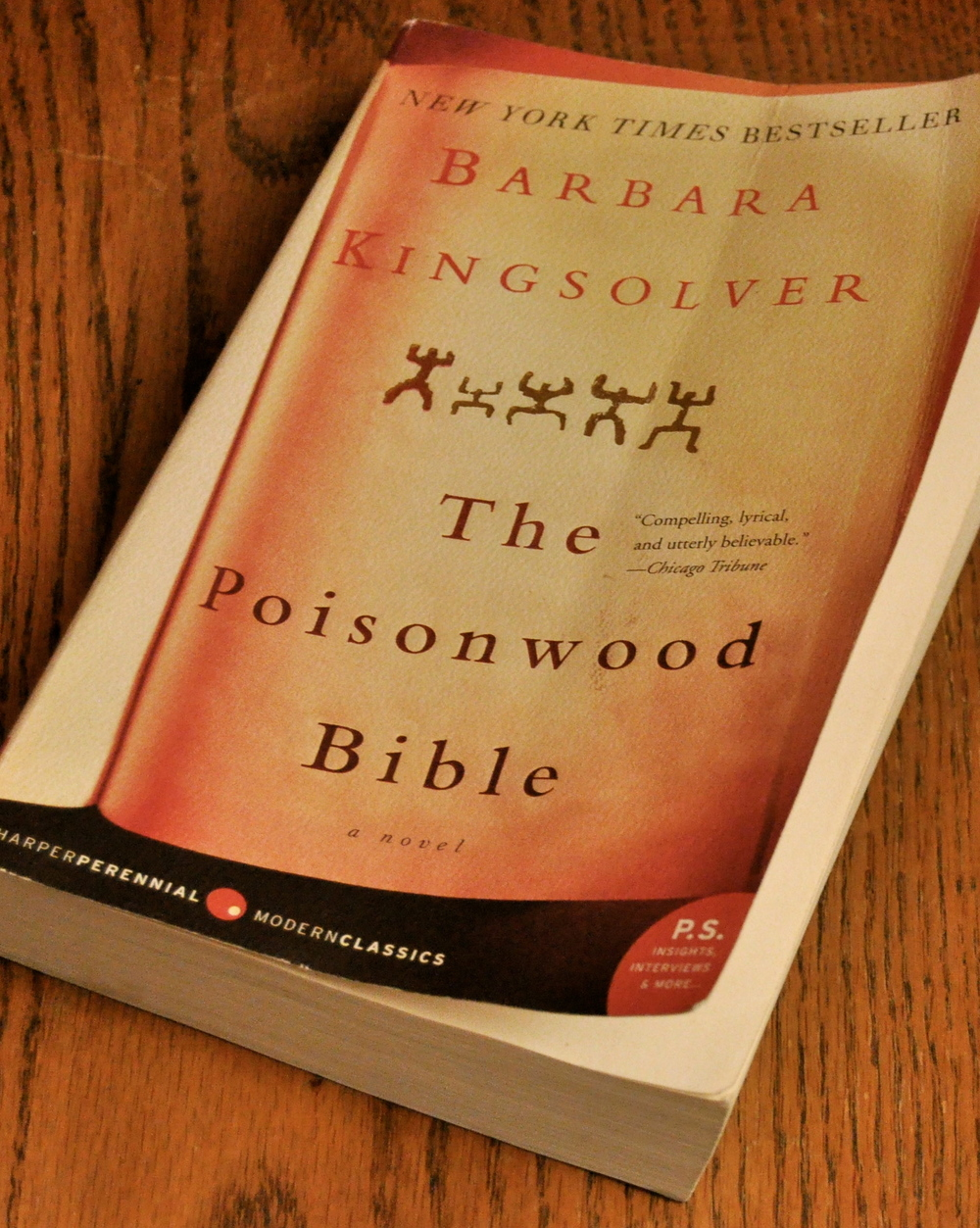 Has anyone read the Poisonwood Bible by Barbara Kingsolver?