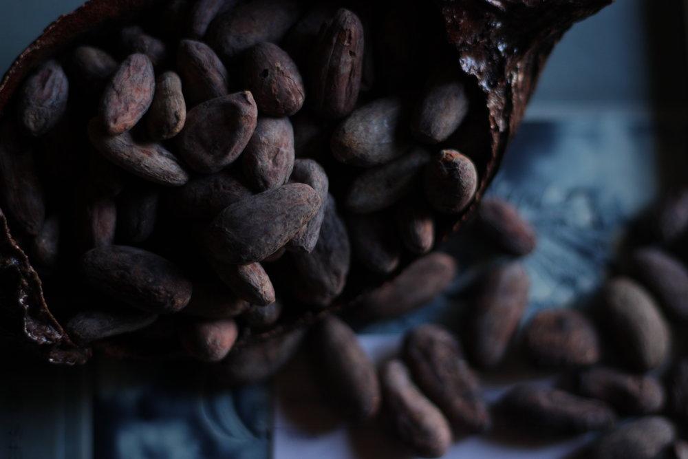 Magic beans…