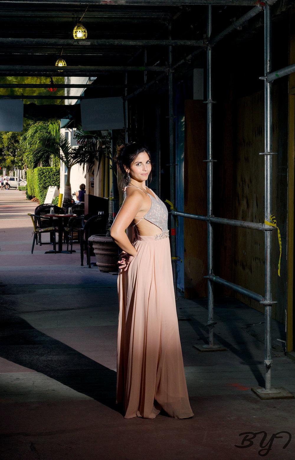 Model: Linda Espada Location: South Beach