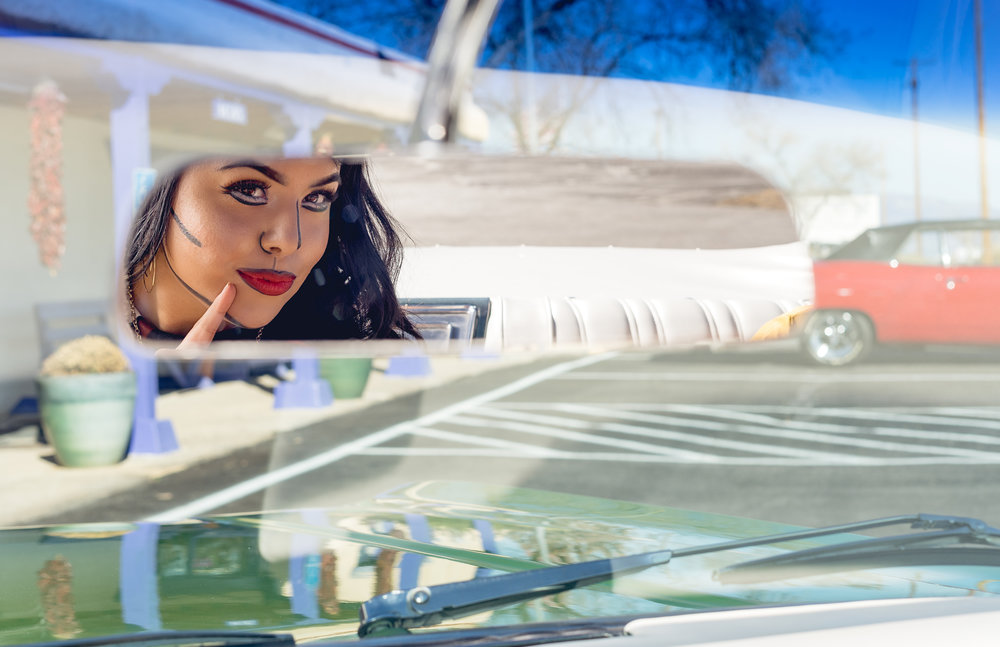 Model: Alexis Cardiel