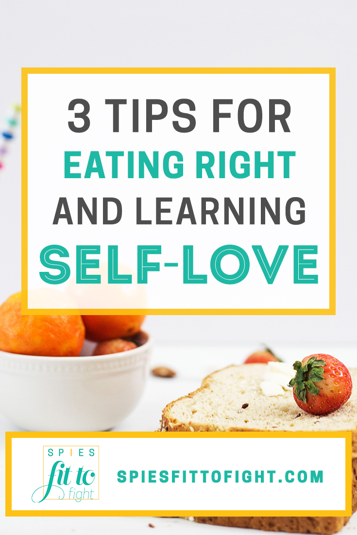 Learn how to eat right and learn self-love from someone who has lived through the journey of an eating disorder.