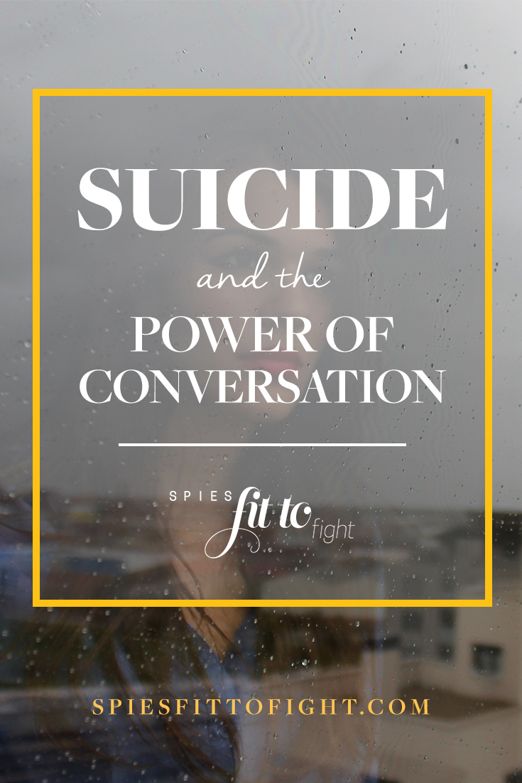 As a mental health advocate, speaking opportunities lead you to people looking for a sense of hope but your real impact will be made when you let your voice be heard online! Click through to learn more about suicide and the power of conversation.
