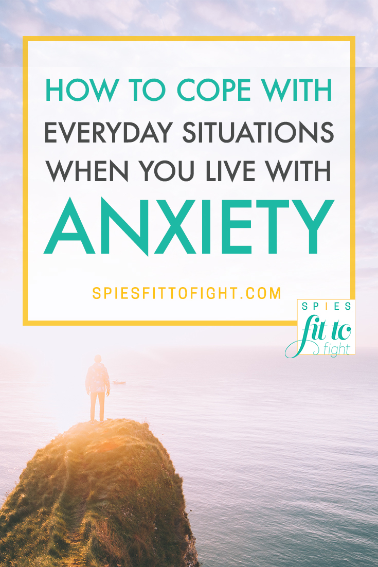 We need something more than a way to avoid anxiety, we need something to help us embrace life once again. It's time to take control of our minds, our fears and ultimately our lives. Click through to learn more about the SPIESFitToFight Guide To Embracing Life! »