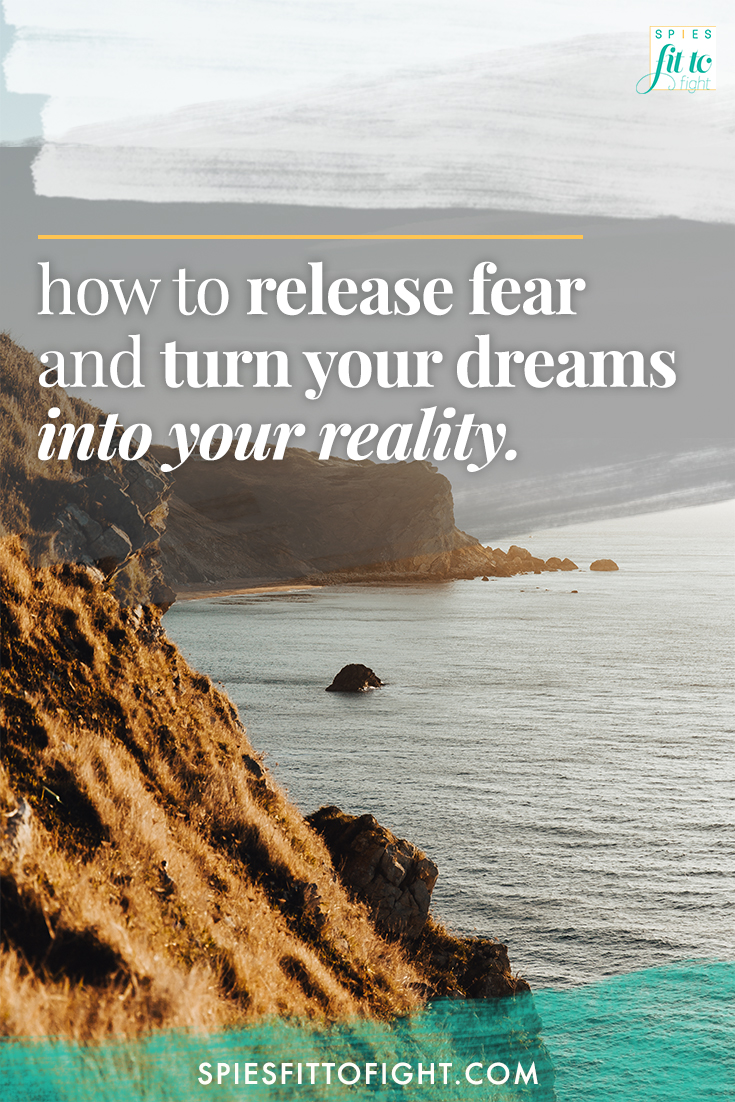 How to release fear from your life and begin turning your dreams into your actual reality through the power of self-love and manifestation.