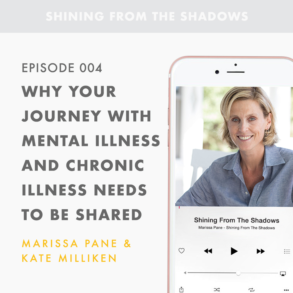 Episode 004: Why Your Journey With Mental Illness & Chronic Illness Needs To Be Shared
