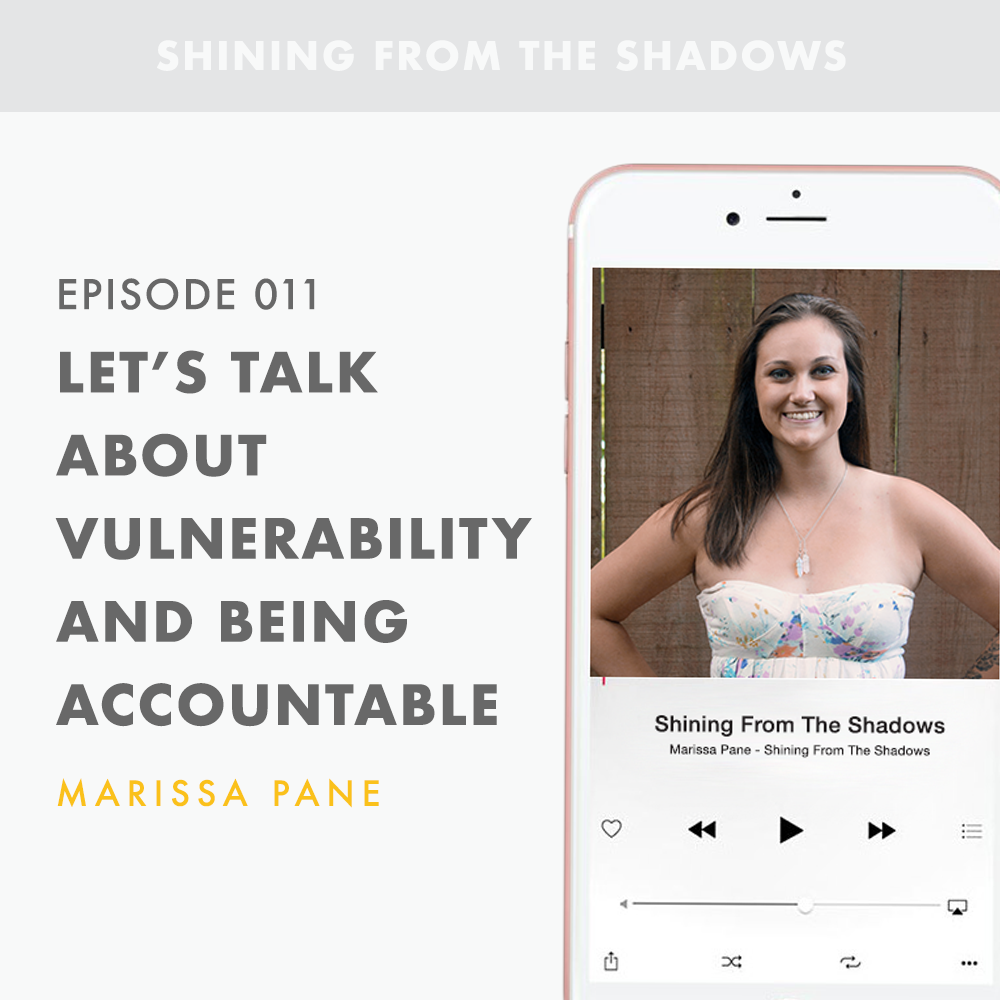 Let's talk about vulnerability and being accountable as a solopreneur.