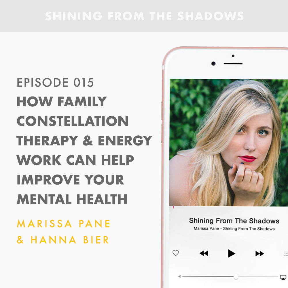 How family constellation therapy and energy work can help improve your mental health.