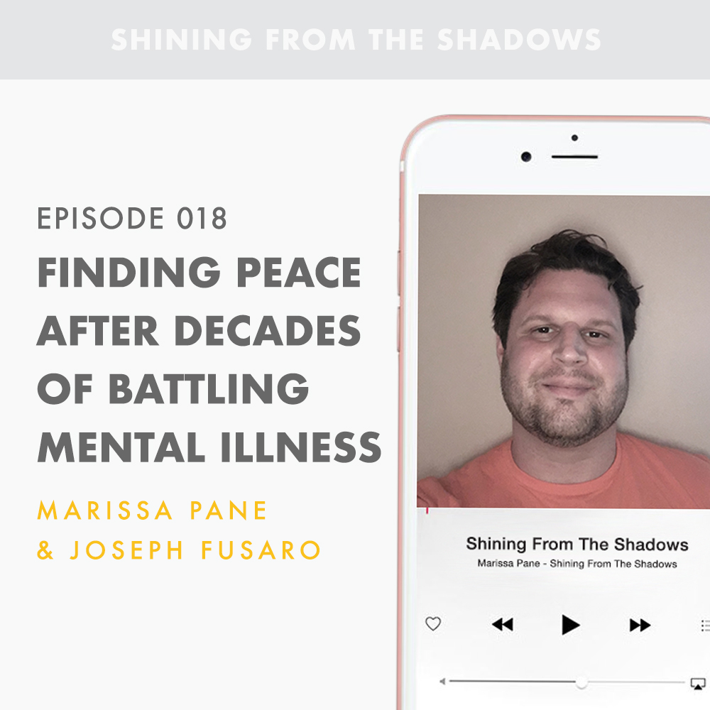 How To Find Peace After Decades Of Battling Mental Illness - A conversation about mental illness, recovery, and the journey to maintaining mental health.