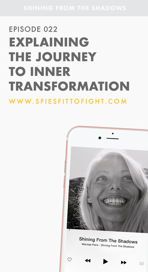 Explaining the journey to inner transformation with Sylvia Salow and Marissa Pane