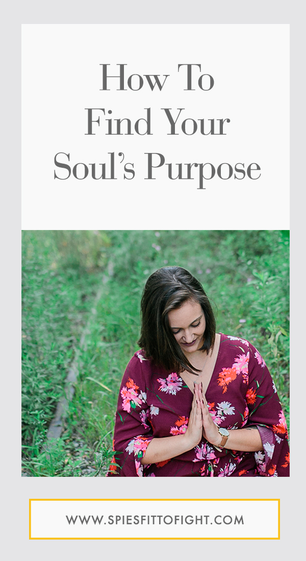 Why do I feel so disconnected from society? This is how you find your soul's purpose.