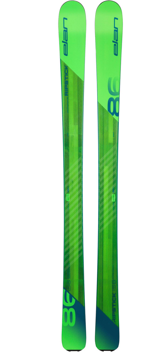 Elan Ripstick 86 - Let The Kids Rip Around The Whole Mountain With These Lightweight But Stable Skis that will charge on groomers, powder and trees.Sizes 138 148 158Book Online Here