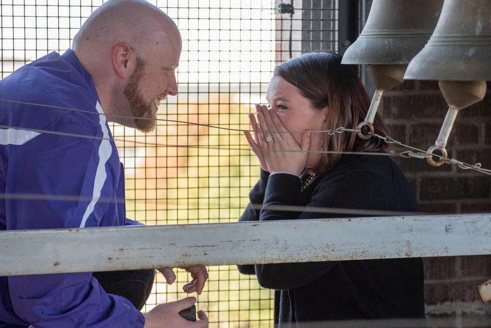 Maggie + Ryan: Proposal