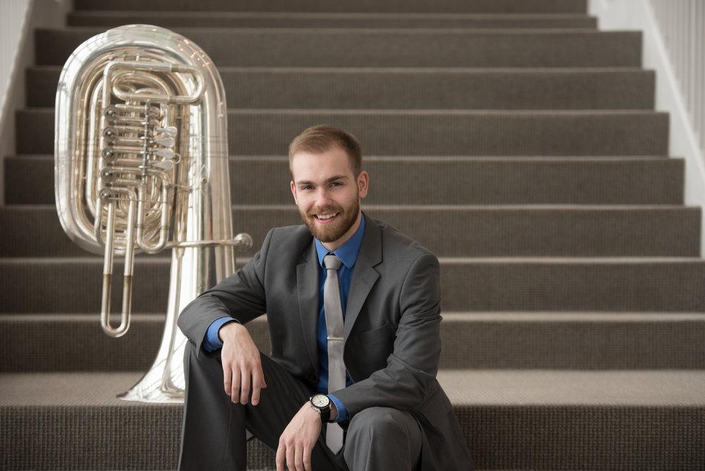 Recital Portraits: Daniel
