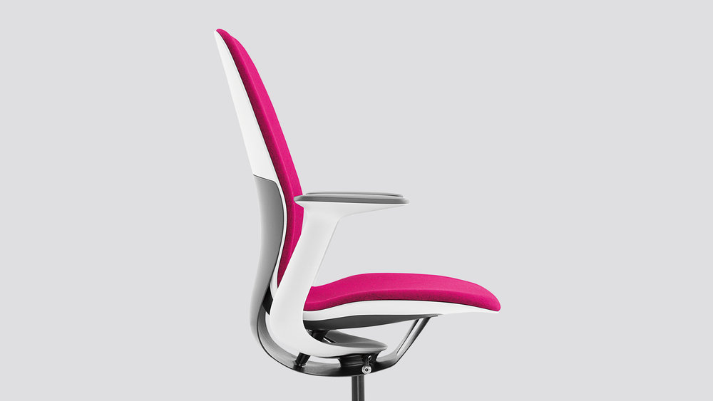 Steelcase Debuts SILQ Chair