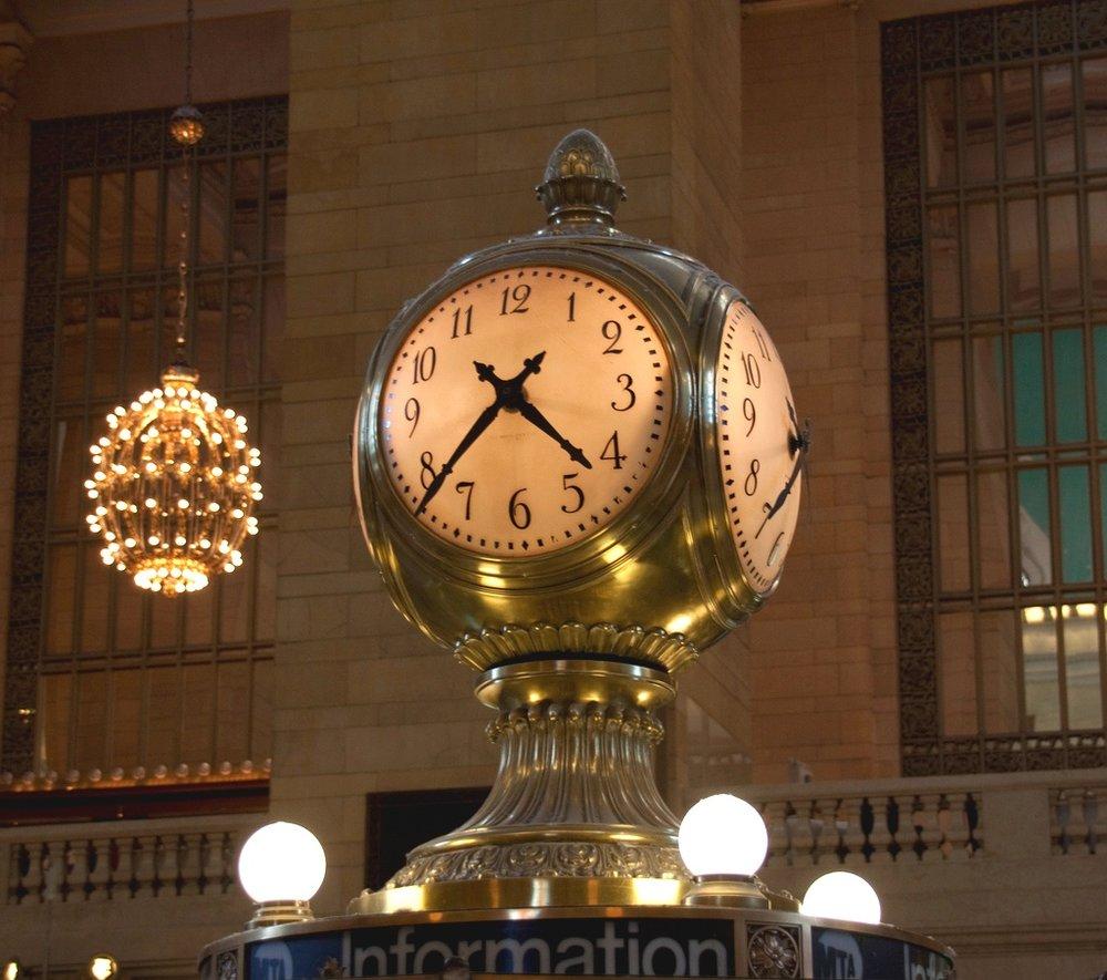 Metal Detector: Grand Central Terminal
