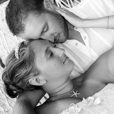 Wedding Home page image