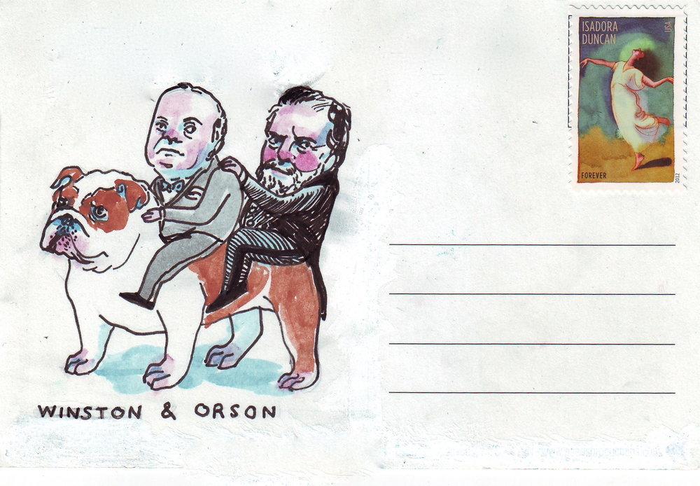 Winston & Orson