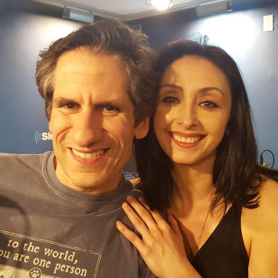 On Seth Rudetsky's SIRIUS Radio Show