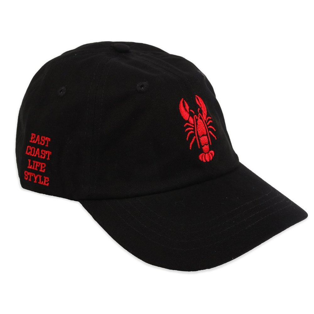 Click to buy a Lobster Dad Hat from East Coast Lifestyle