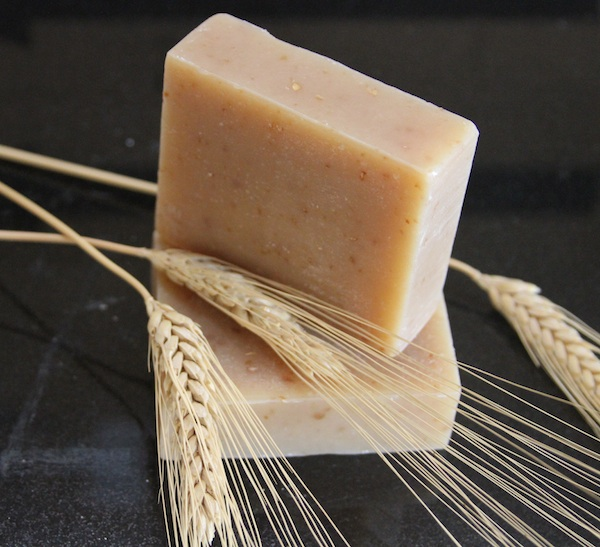 Our Oats & Goats soap.