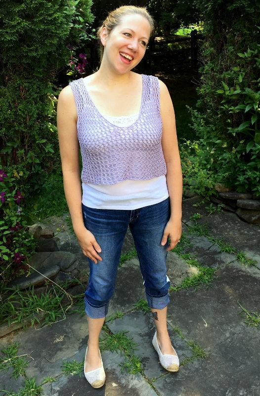 Beach House, knitting pattern by Teresa Gregorio