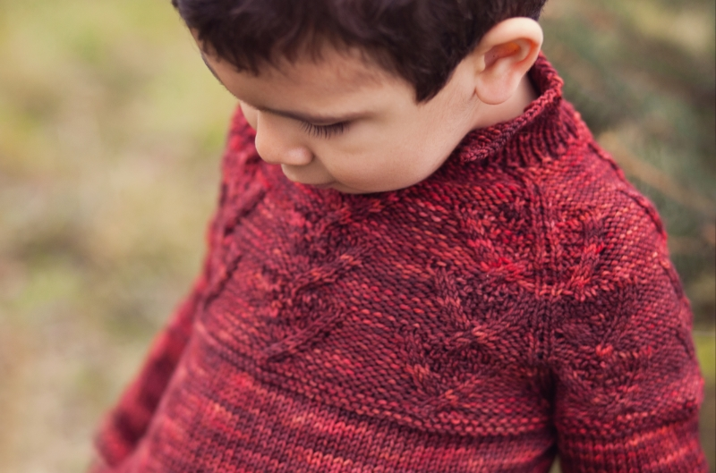 Catoctin knitting pattern by Kristen Jancuk, Knittin Little Winter 2015