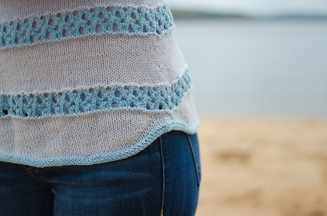 Madrugada knitting pattern by Kristen Jancuk