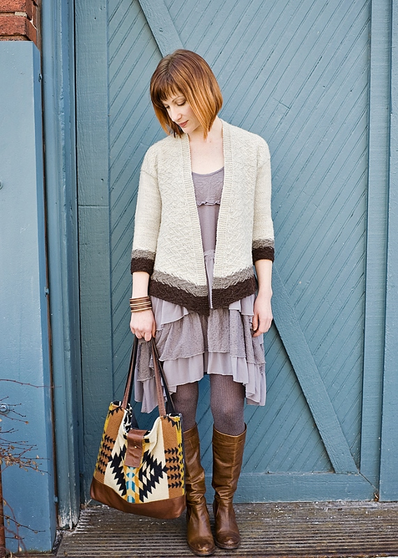 Midtown by Carina Spencer, Midwestern Knits