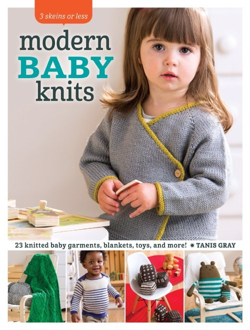 Review: Modern Baby Knits by Tanis Gray on MediaPeruana.com
