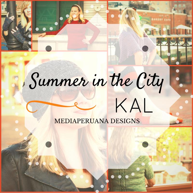 Charm City Knits Summer in the City Knitalong