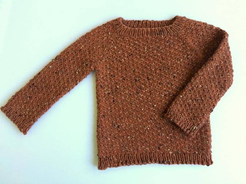 O-sharay sweater