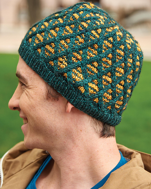 a56cf5c57 Review  The Knitted Hat Book — MediaPeruana Designs