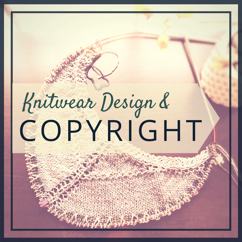Knitting Patterns Copyright Distribution And Commercial Use