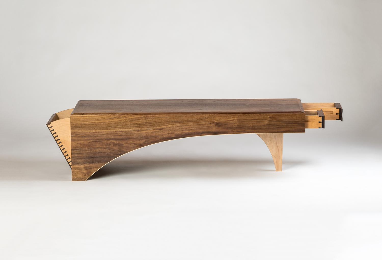 Coffee Table Walnut Beech Maple Side Jpg