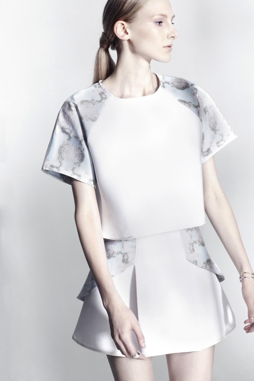 Photographer: Stefani Pappas       Model: Lauren@fusion        Production: Gabrielle Seo        Stylist: Desmond Zheng           Hair & Make up: Miguel Bautista