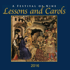 Advent Lessons & Carols 2016