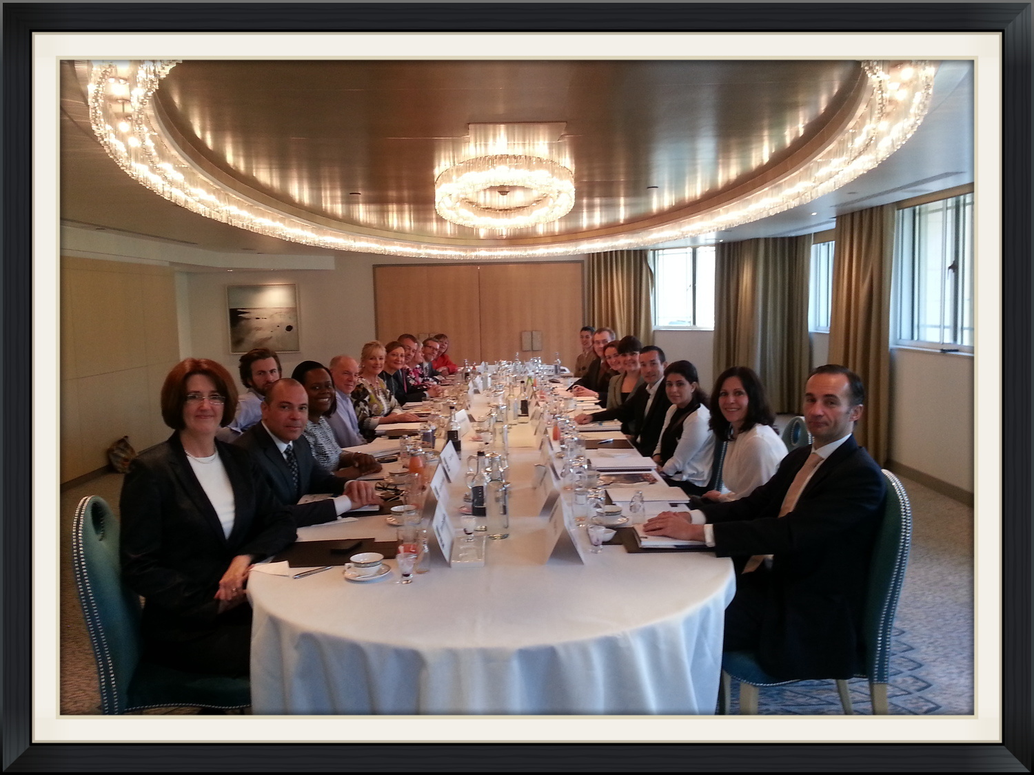 GWTC Roundtable in London, United Kingdom