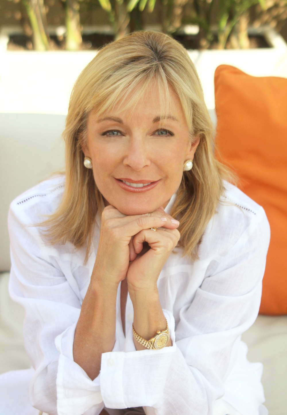 Susie Ellis, Chairman and CEO, Global Wellness Institute