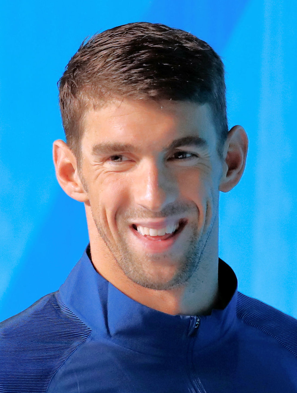 Michael Phelps Source: Wikipedia