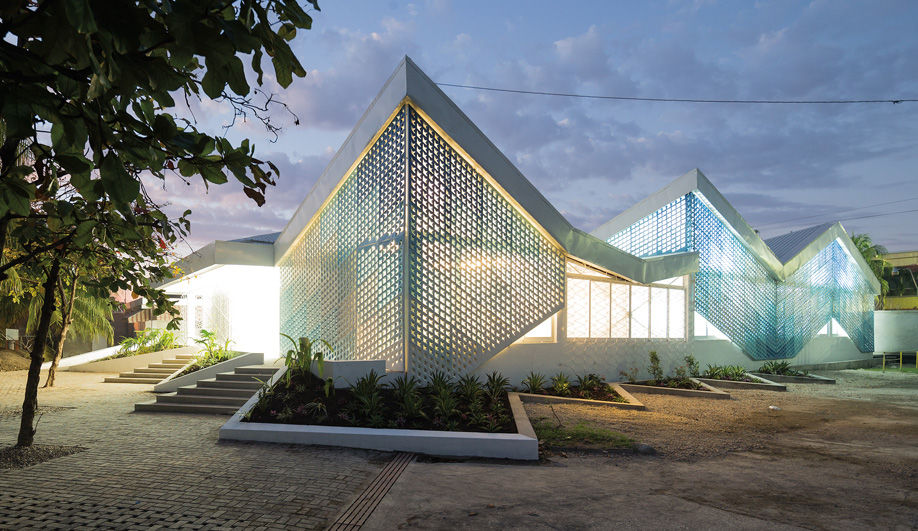 Credit:  Cholera Treatment Centre in by MASS Design Group, in Azure Magazine