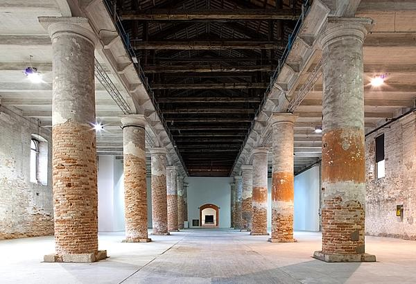 Caption: 2018 International Architecture Exhibition to focus on how public spaces help humanity. Credit: Giulio Squillacciotti, La Biennale di Venezia