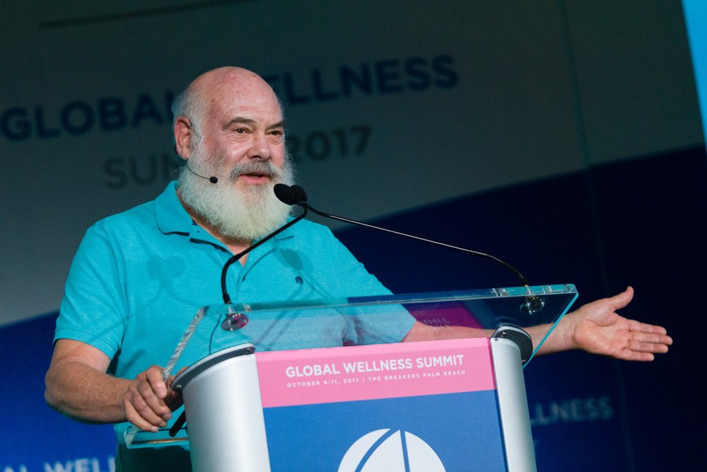 """We have made it easy for people to make unhealthy choices (and) that has to change. If we present information to people in ways they can connect with I firmly believe they will move in the right direction, but we as a society have to make things easier not harder.""    Dr. Andrew Weil, MD, Physician and Author"