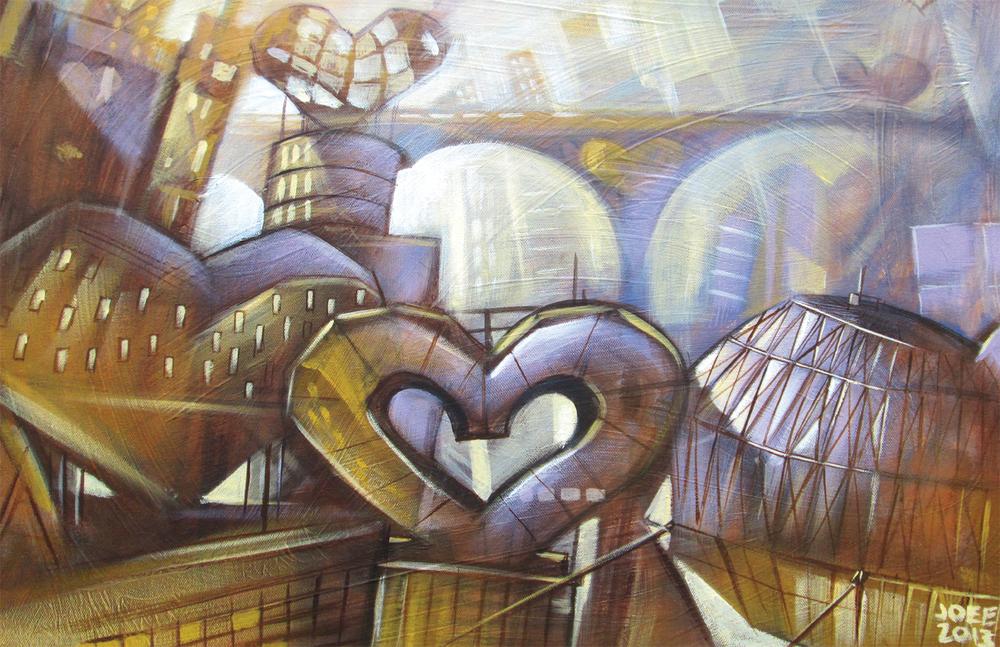 Heart Architecture